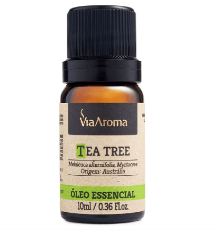 Óleo Essencia Tea Tree - Via Aroma